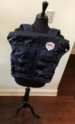 NWT Under Armour x Project Rock 60 Duffle Bag Backpack Green