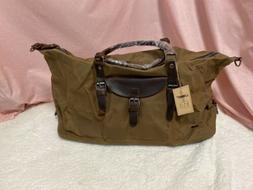 NEWHEY Oversized Travel Duffel Bag Waterproof Canvas Genuine