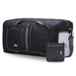 Packable Travel Duffel Bag Tote Carry on Luggage for Weekend