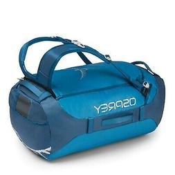 Osprey Packs Transporter 65 Expedition Duffel, Kingfisher Bl