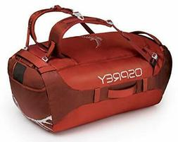 Osprey Packs Transporter 95 Expedition Duffel Ruffian RED On
