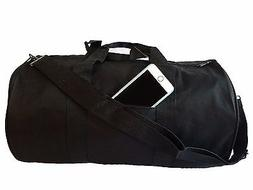 polyester roll duffle duffel bag travel gym