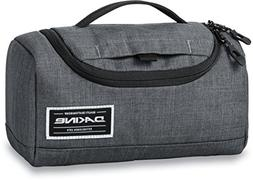 Dakine Unisex Revival Kit Toiletry Dopp Kit, Medium, Carbon