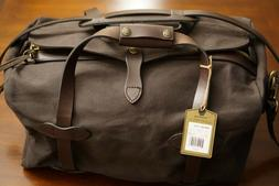Filson Small Rugged Twill Duffel Bag Brown | Brand New $350
