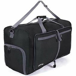spacious foldable duffel bag choose your size