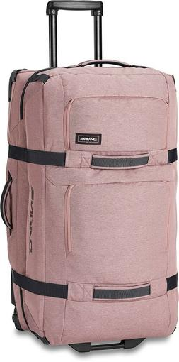 Dakine Split Roller 85L Bag Travel Wheeled Luggage Woodrose