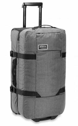 Dakine SPLIT ROLLER EQ 75L Wheeled Roller Luggage Bag Carbon