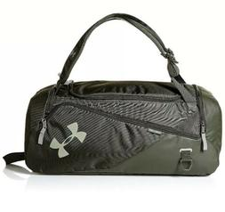Under Armour Sports Duffels Contain Duo 2, Black /Silver, On