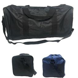 Square Duffle Duffel Bags Nylon Travel Sports Gym Carry-On L