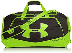 Under Armour Storm Undeniable II Duffle, Black /Hyper Green,