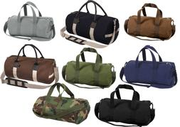 Tactical Shoulder Bag Camo Sports Canvas Gym Duffle Carry St