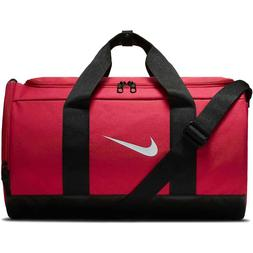 Nike TEAM TRAINING Small Duffel Gym Bag  BA5797-667 Rush Pin