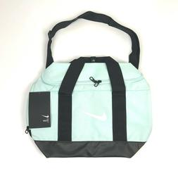 Nike Team Women's Training Duffel Gym Bag Teal Blue Tint Wor