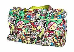 Ju-Ju-Be Tokidoki Collection Super Star Large Travel Duffel