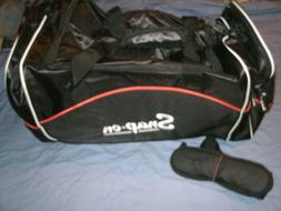 tools large overnight 4 pocket duffel bag