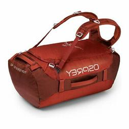 Osprey Transporter 40 Unisex Luggage Gear Bag - Ruffian Red