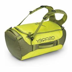 Osprey Transporter 40 Unisex Luggage Gear Bag - Sub Lime One