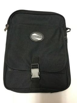 American tourister Travel Tote Folding Expanding Black Duffe