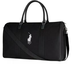 POLO Ralph Lauren Travel WEEKENDER Overnight DUFFEL Gym CARR