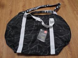 Under Armour Favorite Duffle 2.0,Black/White, One Size
