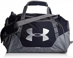 Under Armour Undeniable 3.0 Duffle, Midnight Navy /Silver,