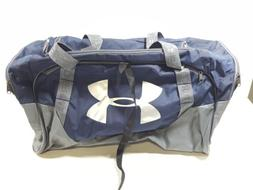 Under Armour Undeniable 3.0 Duffle, Midnight Navy /Silver La