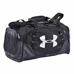 Under Armour Undeniable 3.0 Small Duffle Bag Black Holdall C