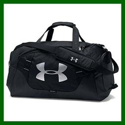 Undeniable 3.0 X LARGE Duffle Bag BLACK 001 /Silver