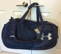 Under Armour Undeniable 4.0 Medium Duffle Bag Navy Blue And