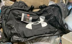 Under Armour Undeniable Duffle 3.0 Gym Bag BLACK 001 /Silver