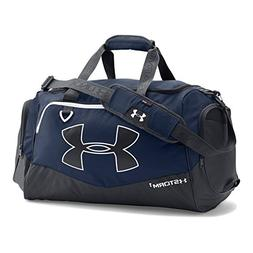 Under Armour® Undeniable Midnight Navy Duffel