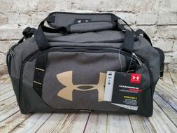 Under Armour UA Undeniable 3.0 Duffel Bag Sport NWT Extra Sm