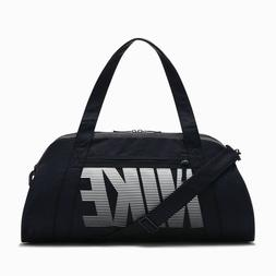 Women's Nike Gym Club Training Duffel Bag BA5490-010 Black W