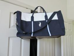 POLO RALPH LAUREN Women's / Men's DUFFLE Weekender TRAVE