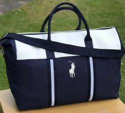 POLO RALPH LAUREN Women's Men's DUFFLE Weekender TRAVEL