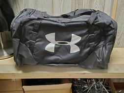 Under Armour XL Undeniable Duffel BlackWater Resistant New W